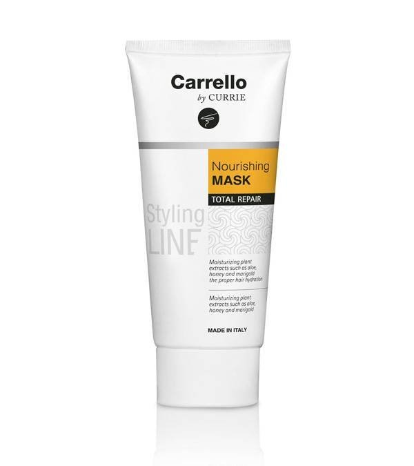 Buy High Performance Styling Line Carrello products online  Total Repair Hair Mask