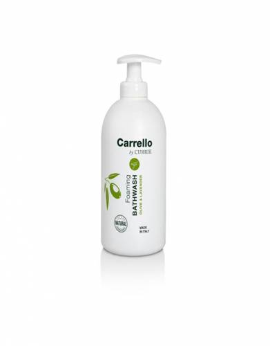 Buy Olive and Lavender line Carrello products online | Foaming Bath Wash