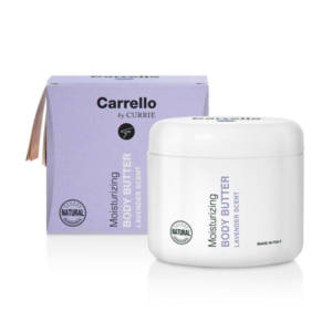 Buy Hydrating Line Carrello products online | Moisturizing Body Butter (Lavender Scent)
