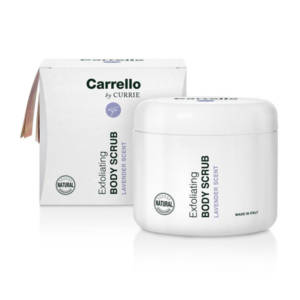 Buy Hydrating Line Carrello products online | Exfoliating Body Scrub (Lavender Scent)