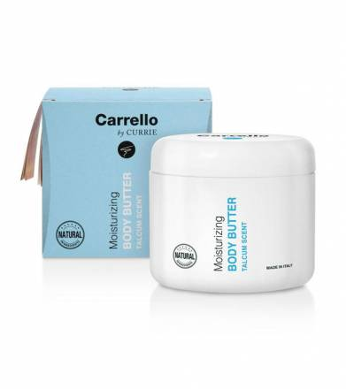 Buy Hydrating Line Carrello products online | Moisturizing Body Butter (Talcum Scent)
