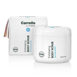 Buy Hydrating Line Carrello products online | Exfoliating Body Scrub (Talcum Scent)