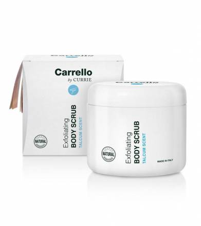 Buy Hydrating Line Carrello products online | Exfoliating Body Scrub (Talcum Scent)