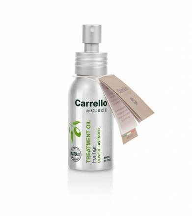 Buy Olive and Lavender line Carrello products online | Treatment Oil for hair
