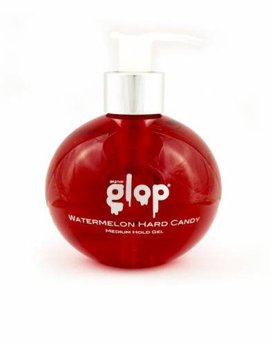 Buy Glop & Glam hair products online | Watermelon Hard Candy Gel