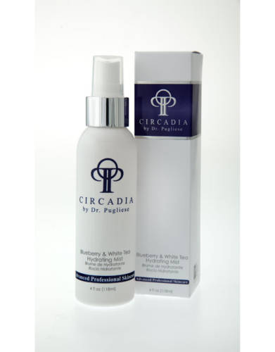 Buy Circadia Skin products online | Blueberry & White Tea Hydrating Mist