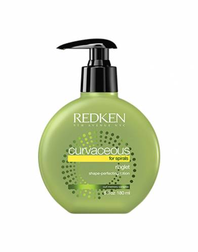 Buy Redken hair products online | Curvaceous Ringlet Anti-Frizz