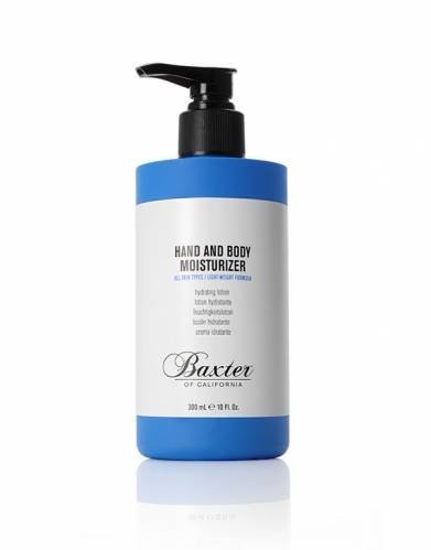 Buy Baxter of California For Men products online | Hand and Body Moisturizer