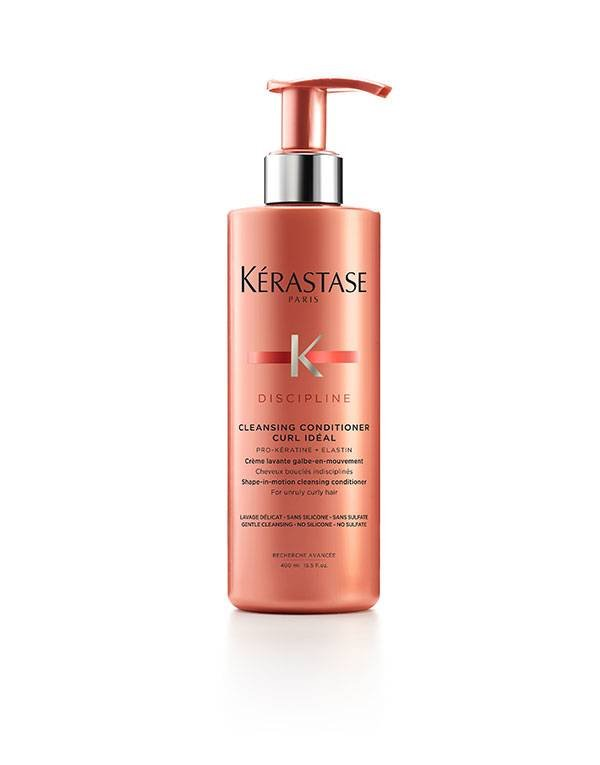 Buy Kerastase hair products online | DISCIPLINE CLEANSING CONDITIONER CURL IDÉAL