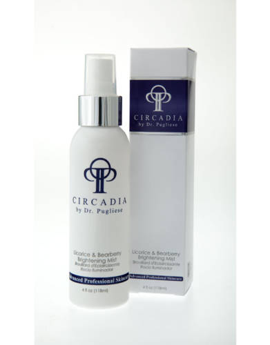 Buy Circadia Skin products online | Licorice and Bearberry Brightening Mist