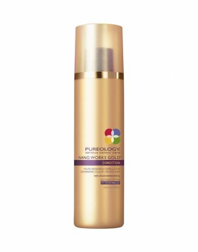 Buy Pureology hair products online | Nano Works Gold Conditioner