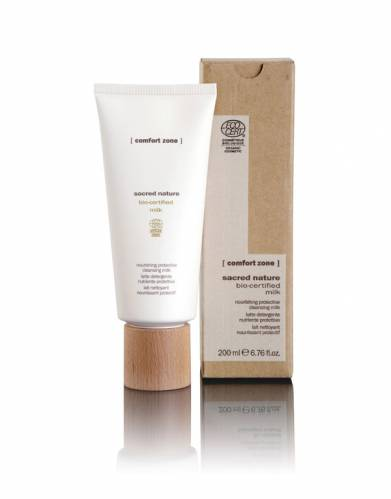 Buy Comfort Zone Skin products online | Sacred Nature Cleansing Milk