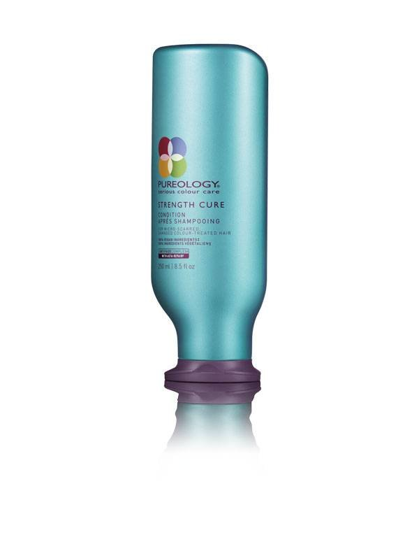 Buy Pureology hair products online | Strength Cure Shampoo