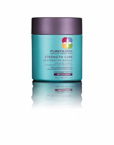 Buy Pureology hair products online | Strength Cure Masque