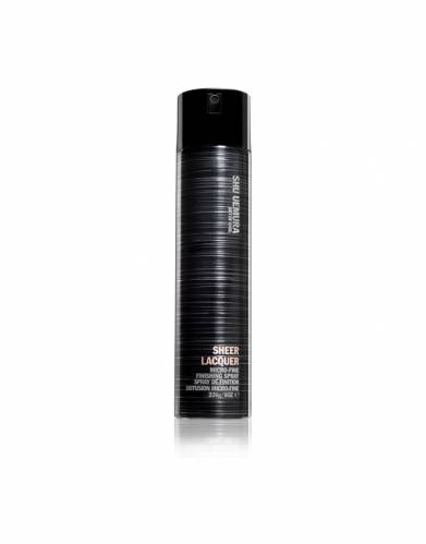 Buy Shu Uemura hair products online | Sheer Lacquer