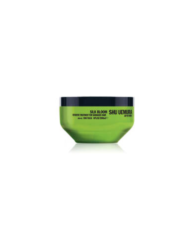 Buy Shu Uemura hair products online | Silk Bloom Masque