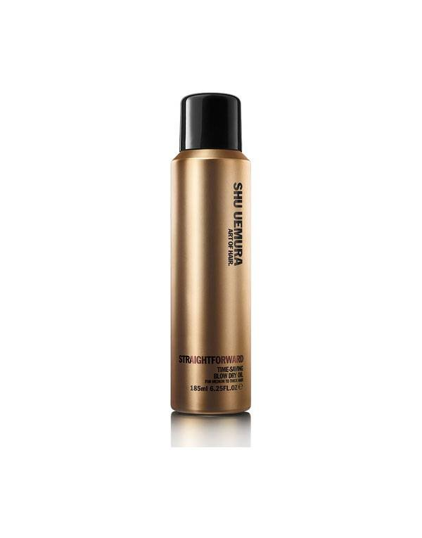 Buy Shu Uemura hair products online   Straightforward Blow Dry Oil