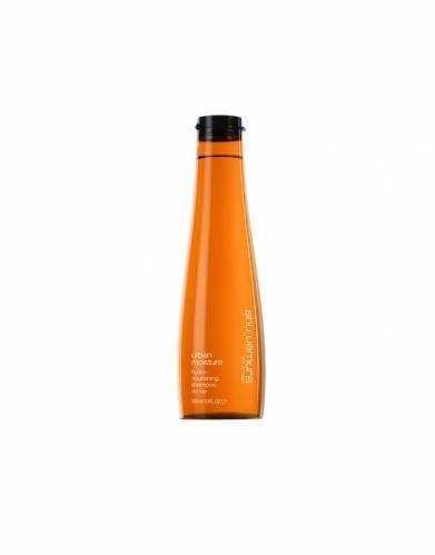 Buy Shu Uemura hair products online | Urban Moisture Shampoo
