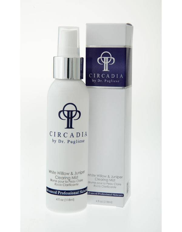 Buy Circadia Skin products online | White Willow & Juniper Clearing Mist