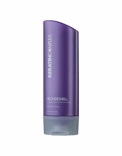 Buy Keratin Complex hair products online | Keratin Blondeshell Shampoo