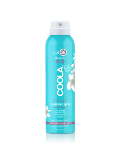 Buy Coola Skin products online | Sport SPF 30 unscented spray