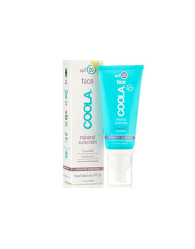 Buy Coola Skin products online | Mineral Face Sunscreen Unscented-SPF 20