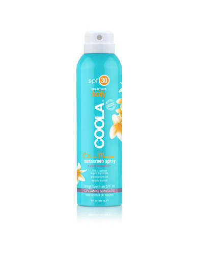 Buy Coola Skin products online | Sport SPF 30 citrus mimosa spray