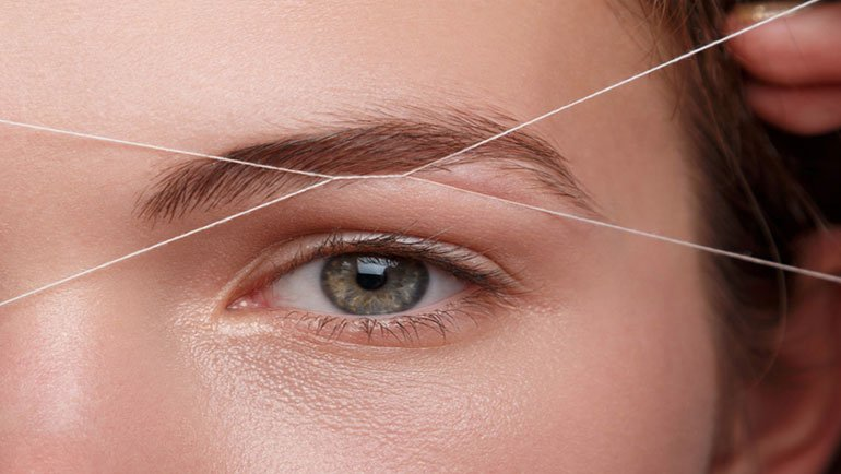 Threading The Alternative Hair Removal Youve Been Looking For
