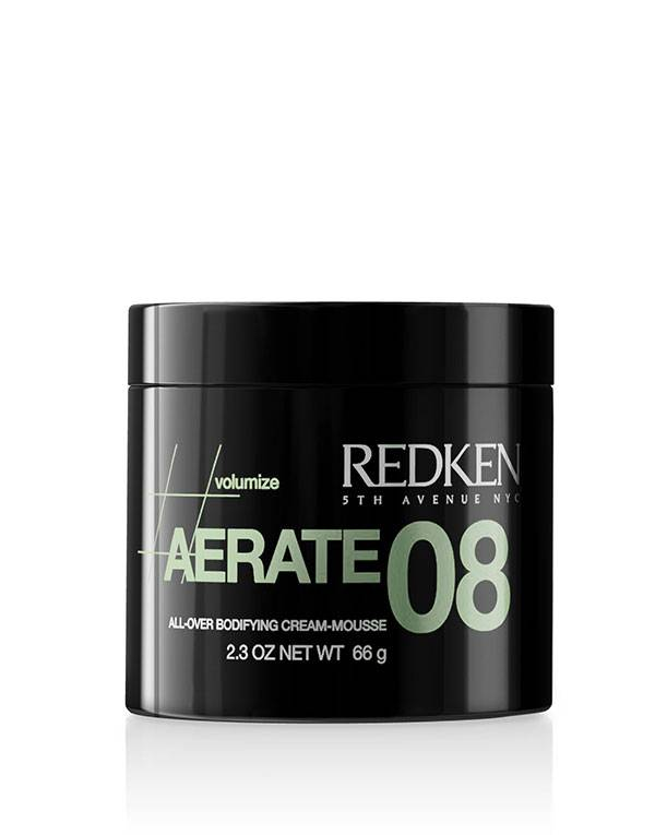 Buy Redken hair products online | Aerate #08 (Volume & Styling)
