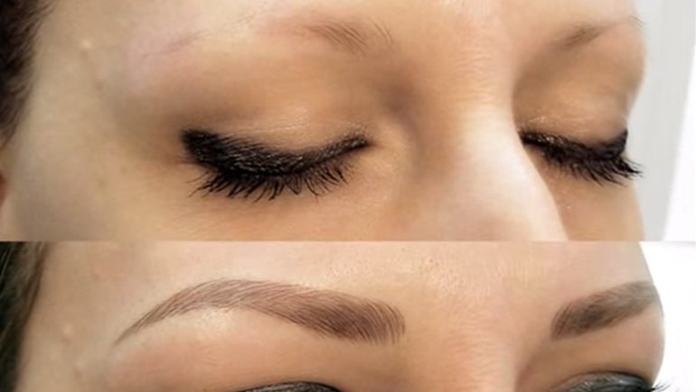 Microblading & Microstroking in Glen Mills, Justison Landing, West Chester and Wayne