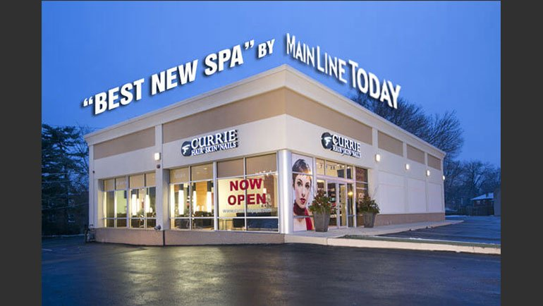 We are celebrating a milestone of beauty in Wayne, PA!