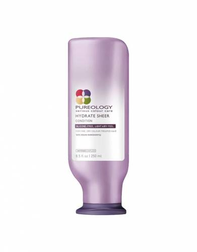 Buy PUREOLOGY hair products online | Hydrate Sheer Conditioner