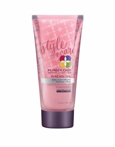 Buy PUREOLOGY hair products online | Pure Volume Style + Care Infusion
