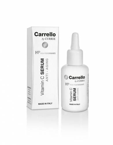 Buy Carrello hair products online | Anti-Aging Vitamin C Serum