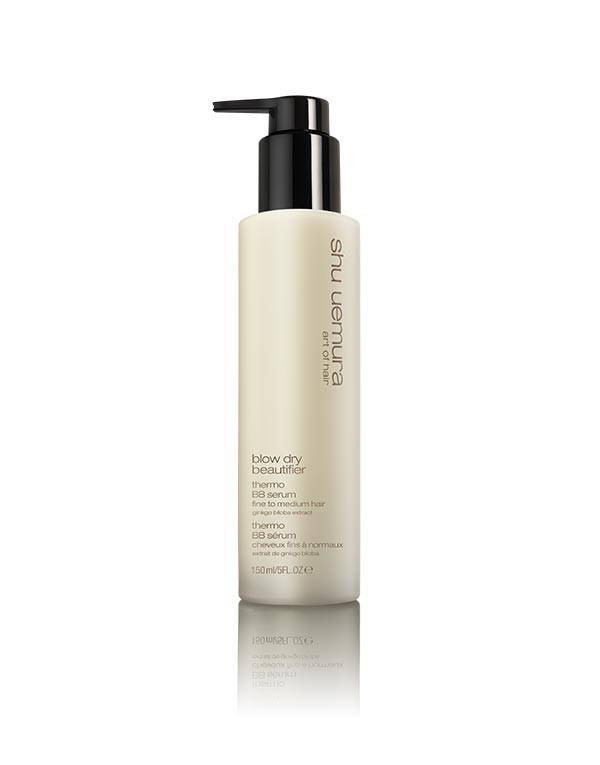 Buy Shu Uemura hair products online   Blow Dry Beautifier BB Serum