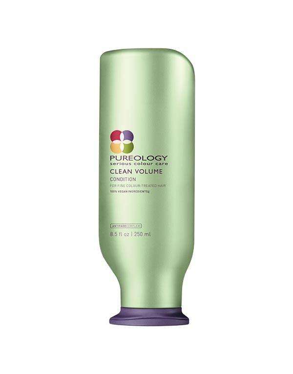 Buy PUREOLOGY hair products online | Clean Volume Conditioner