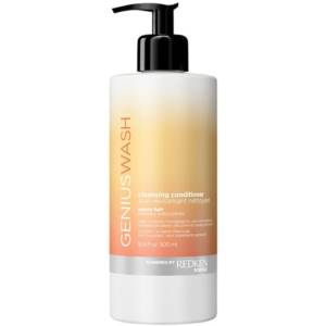 Buy Redken hair products online | Genius Wash Cleansing Conditioner Unruly Hair