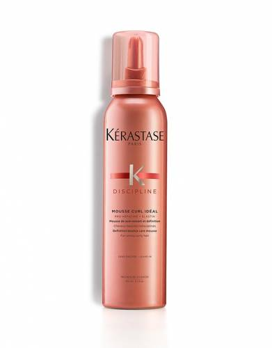 Buy Kerastase hair products online | Discipline Mousse Curl Ideal
