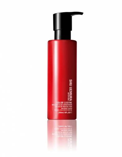 Buy Shu Uemura hair products online |Color Lustre Conditioner