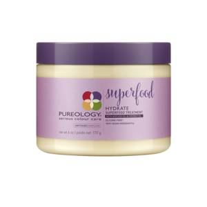Buy PUREOLOGY hair products online | Hydrate Superfood mask