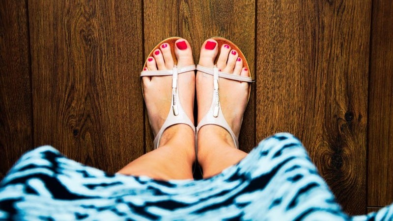 History Of Pedicures