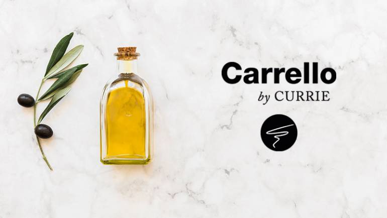 Why We Use Olive Oil in our Products: Carrello by Currie!