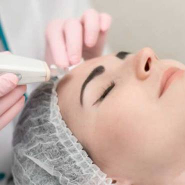 Top 5 benefits of HydraFacial