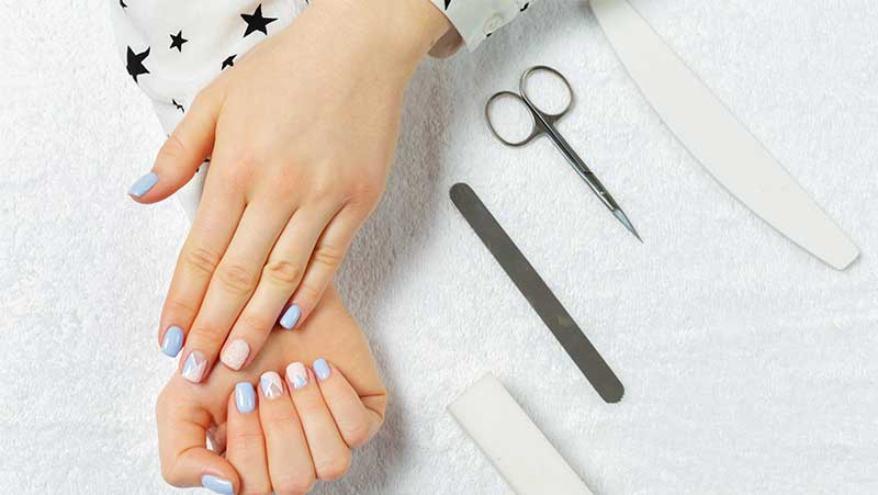 Time at Home Taking a Toll On Your Nails and Hands?By Nail Technician Kim McGraw