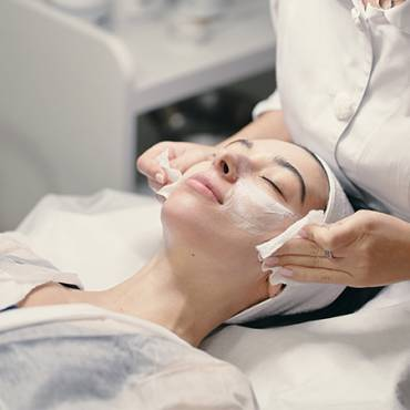 How Facials Can Help Reduce Skin Stress