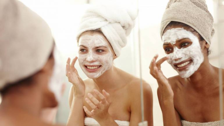 Host Your Own Facial Party with these 5 Products