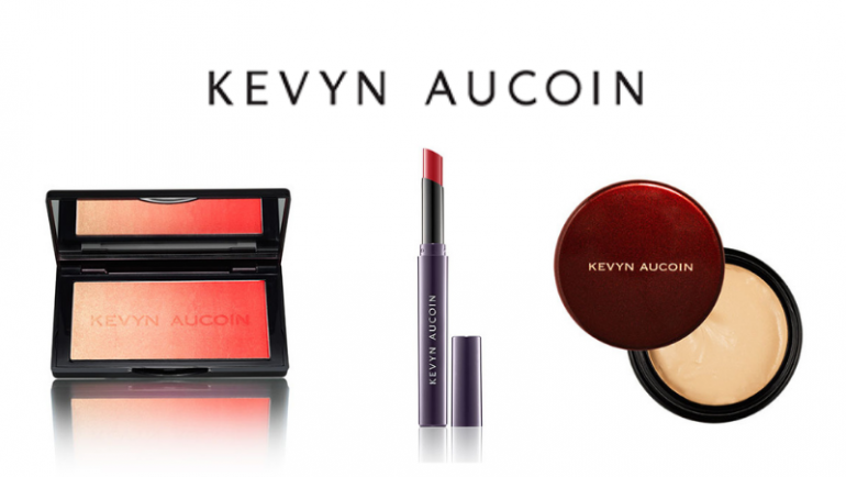 History Of Kevyn Aucoin Beauty Products